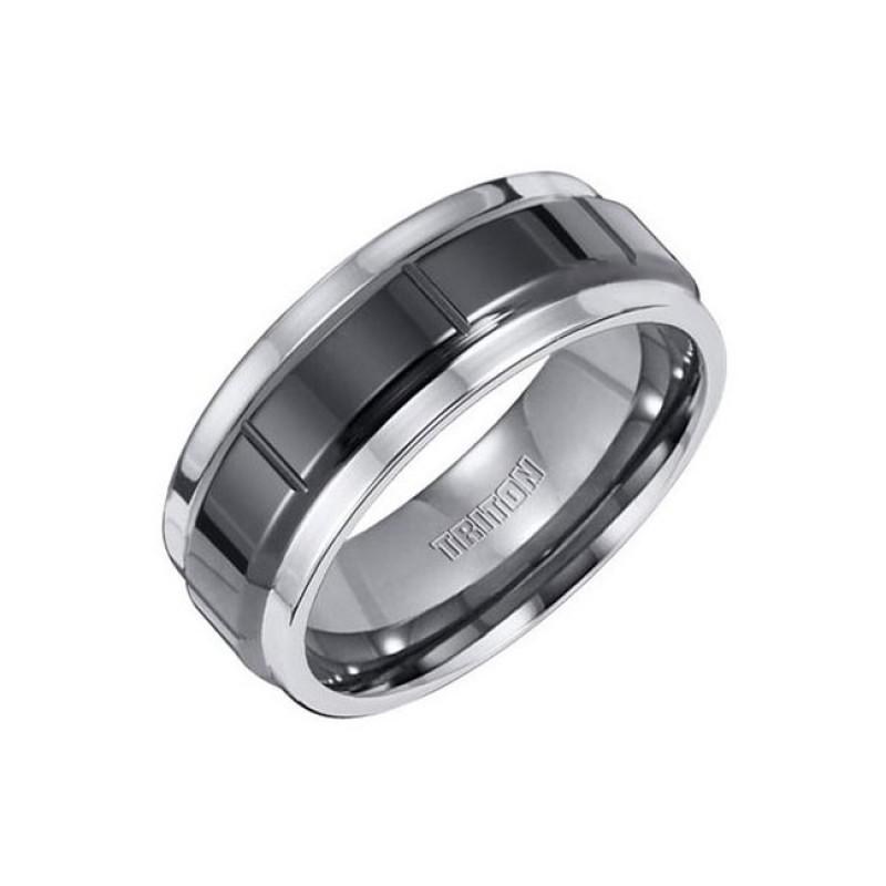 Triton 8mm Tungsten Carbide Comfort Band 11-01-2231