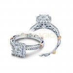 Verragio Parisian Collection Engagement Ring D-119P-GOLD