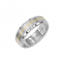 Triton Steel (Primary) & 14K Yellow 8mm 11-2056-G