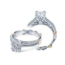 Verragio Split Shank Engagement Ring