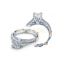 Verragio Parisian Collection Engagement Ring D-108-GOLD