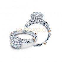 Verragio Parisian Collection Engagement Ring D-119CU-GOLD