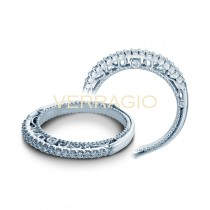 Verragio Venetian Collection Diamond Weding Band AFN-5022W-1-