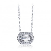 Christopher Designs Diamond Necklace L198PD-033