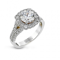 LP2377 ENGAGEMENT RING