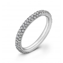 Diamond Platinum Band LVB068