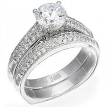 Lovely Zeghani Diamond Bridal Set