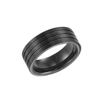 Triton 8mm Tungsten Carbide Comfort Fit Band 11-01-2319