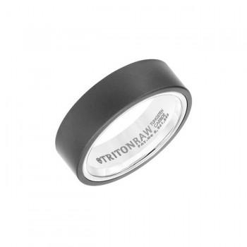 Triton Raw Shine - Flat Profile With Raw Matte Finish & High Shine White Nano-Tech Coating Inside, 9