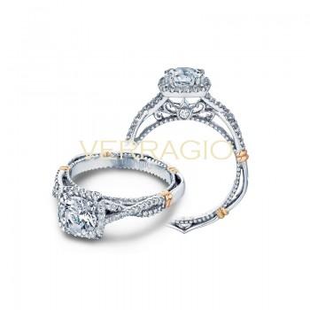 Verragio Parisian Collection Engagement Ring D-106CU-GOLD