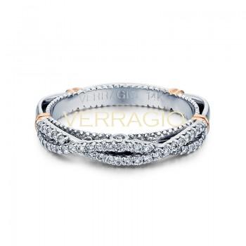 Verragio Parisian Collection Engagement Ring D-106W-GOLD
